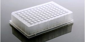 Picture of 1ml 96 Well Deep Well Plate sterile 502601