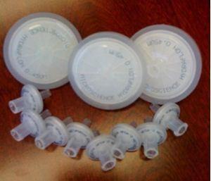 Picture of 35mm  Glass/Acetate 0.45um Syringe Filter  MS SF35GCS045